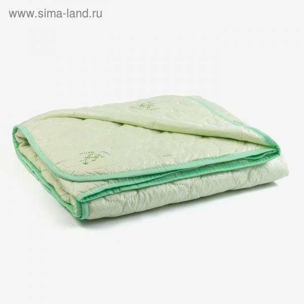 Одеяло Бамбук 175х205 см, 150г/м2, чехол ТИК пуходержащий