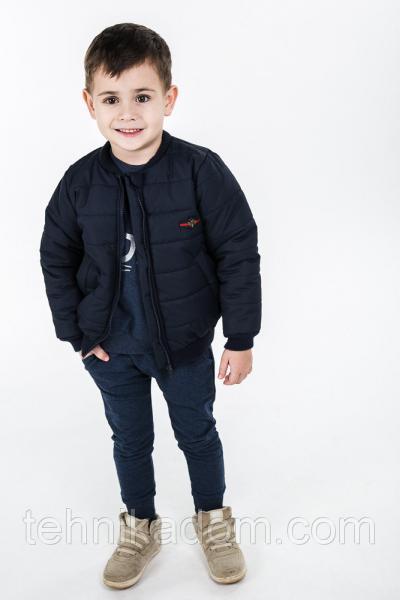 Куртка 71610 (темно_темно_синий)