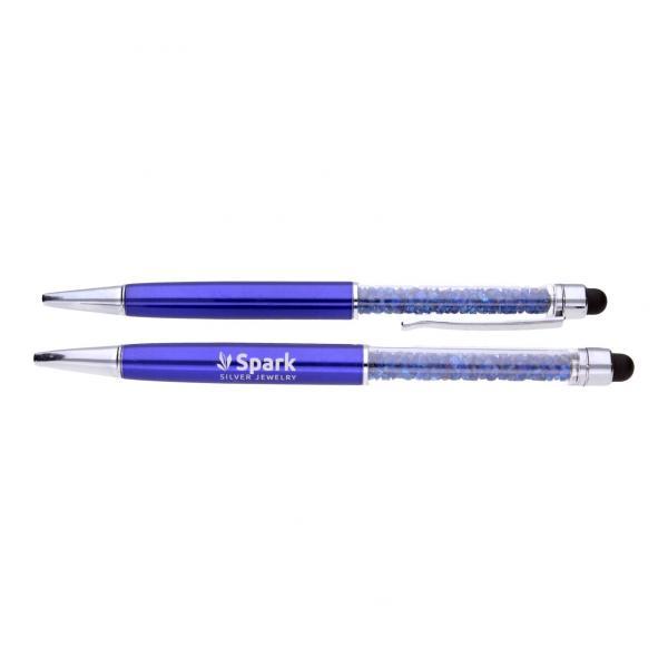 Ручка SPARK Blue Ballpen со Swarovski модели BALLPEN BLUE