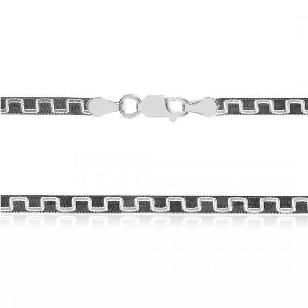 Серебряная цепь Silvex925 модели 041В 6/50