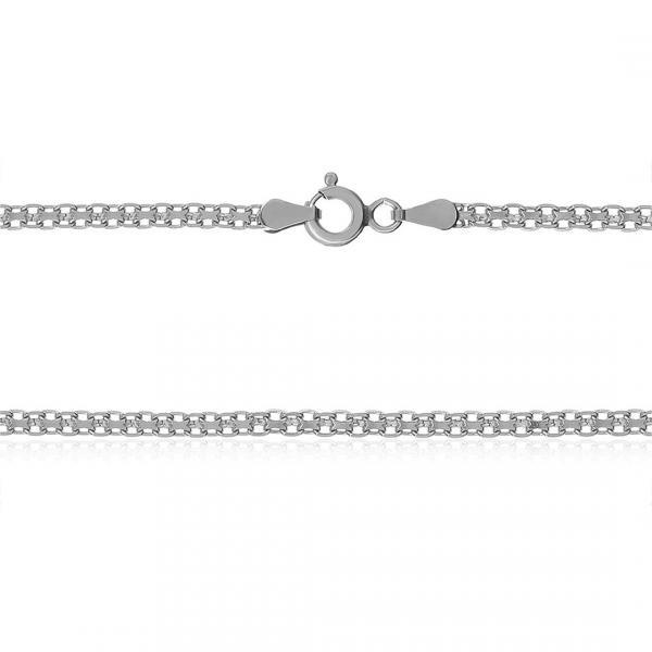 Серебряная цепь Silvex925 модели 065Р 1/40