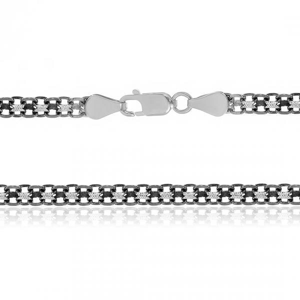 Серебряная цепь Silvex925 модели 067В 3/45