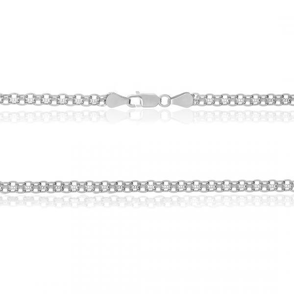 Серебряная цепь Silvex925 модели 067Р 3/45