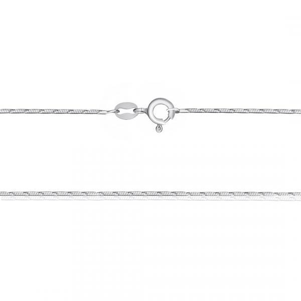 Серебряная цепь Silvex925 модели 256Р 2/55
