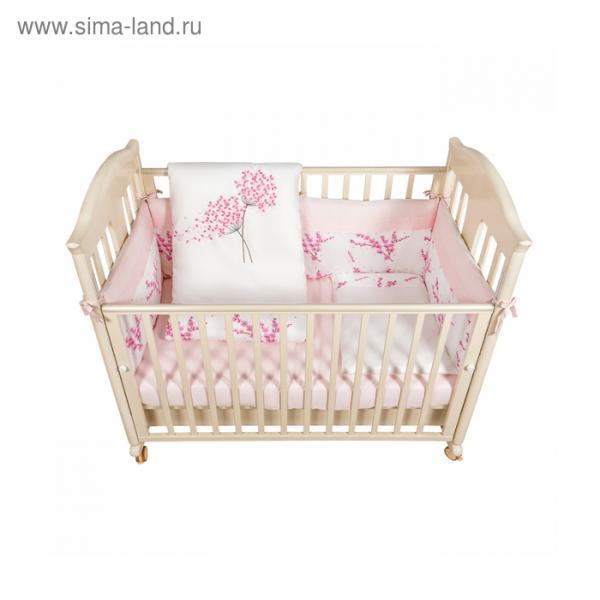Комплект в кроватку Blossom, 6 предметов