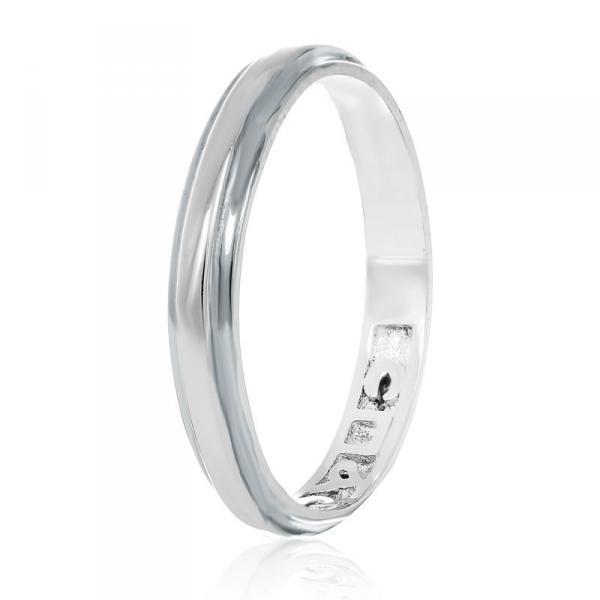 Серебряное кольцо Silvex925 18.7 мм модели К2/402-М