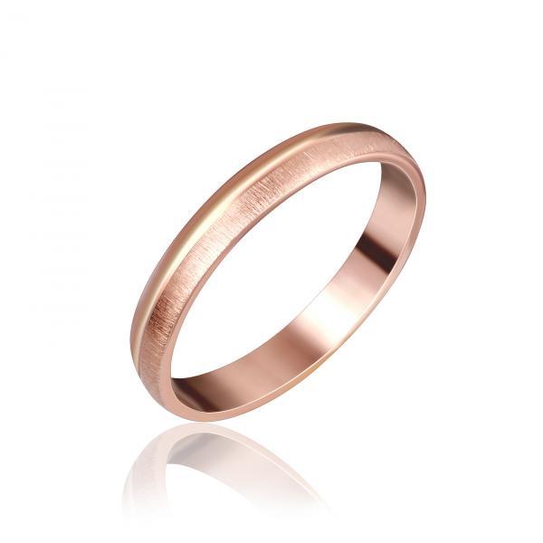 Серебряное кольцо Silvex925 17.4 мм модели К3/915-З