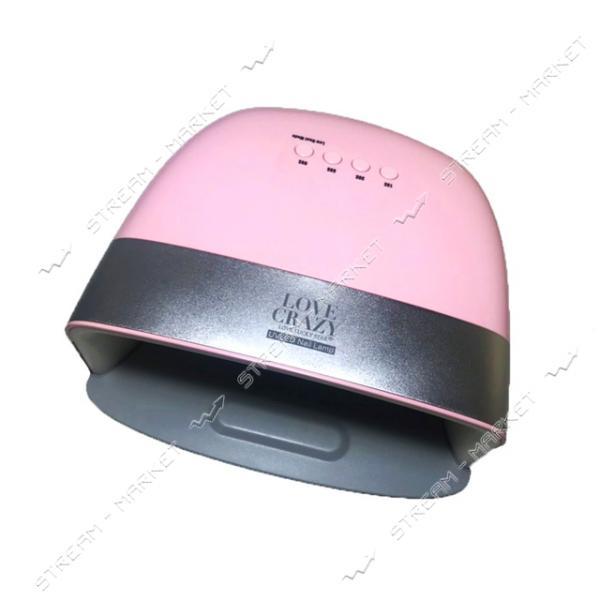 Лампа для гель-лака LOVE CRAZY N10 72 вт
