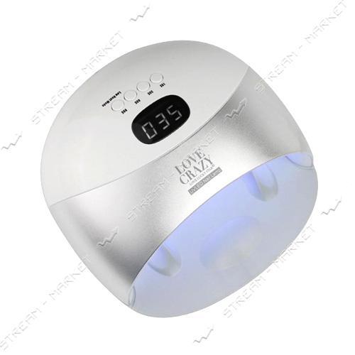 Лампа для гель-лака LOVE CRAZY N11 72 Вт белая