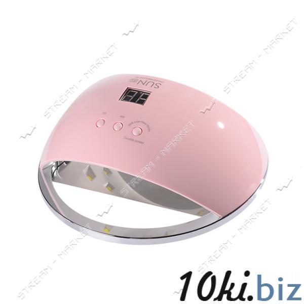 Лампа для гель-лака SUN 6 48 Вт белая УФ, LED лампы для гель-лака на Электронном рынке Украины