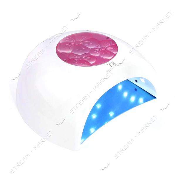 Лампа для гель-лака SUN Т8 65 Вт белая