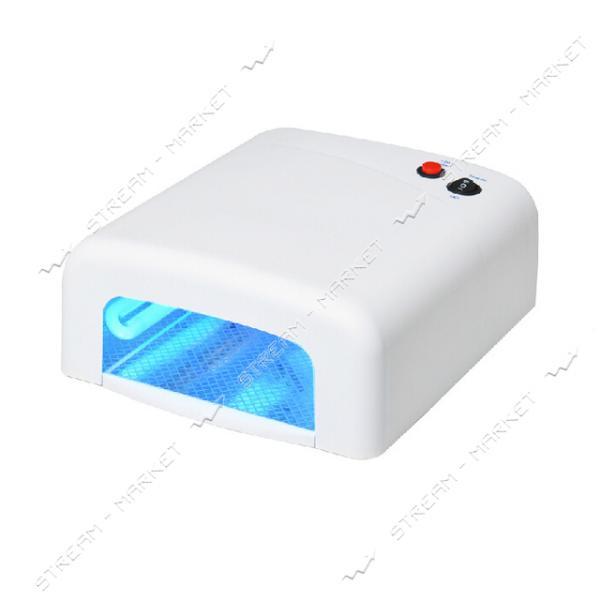 Ультрафиолетовая лампа УФ 36 Вт белая