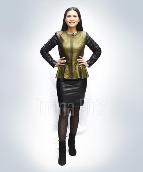 Кожаная куртка 1145