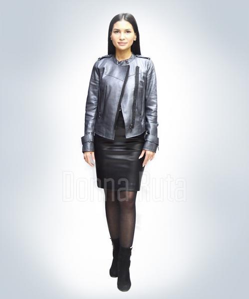 Кожаная куртка 1405