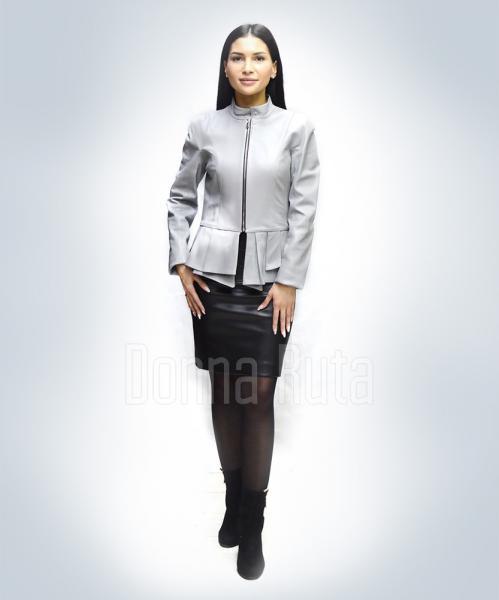 Кожаная куртка 1494