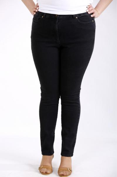 Джинсы женские стильные высококачественные большие батальные размеры 42-74