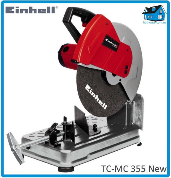 Пила торцовочная по металлу Einhell TC-MC 355 New