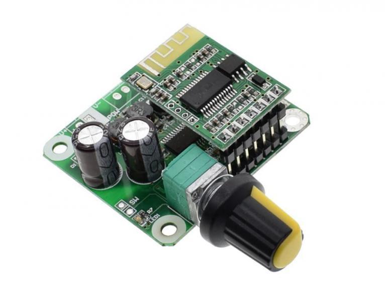 Усилитель TPA3110 Bluetooth4.2 приёмник 2 х 15 Вт стерео