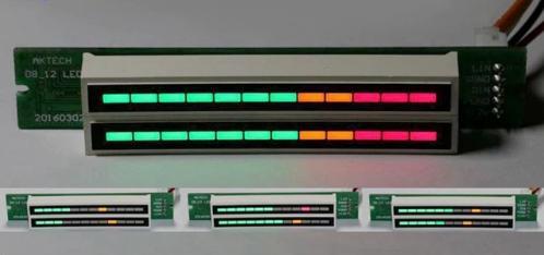 12-ти уровневый индикатор набор для сборки