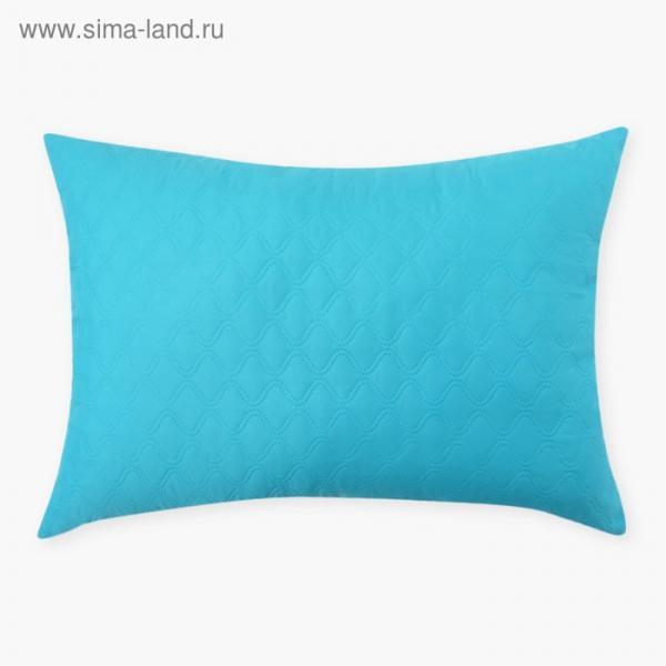 Подушка Экономь и Я 50×70 см, чехол ультрастеп, микрофайбер, п/э