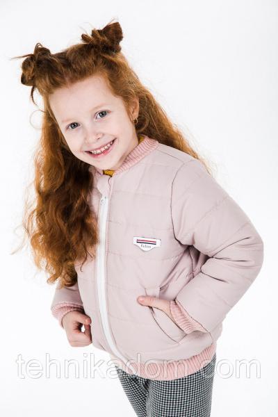Куртка 71610 (св.розовый)