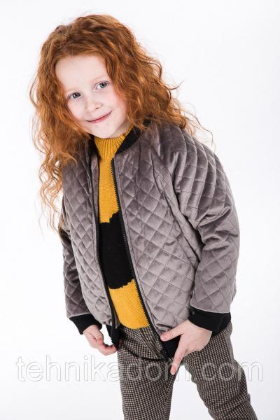 Куртка 71410 (серый)