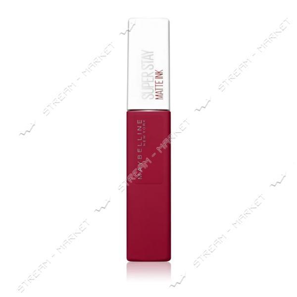 Жидкая помада для губ Maybelline New York Super Stay Matte Ink №115 5г