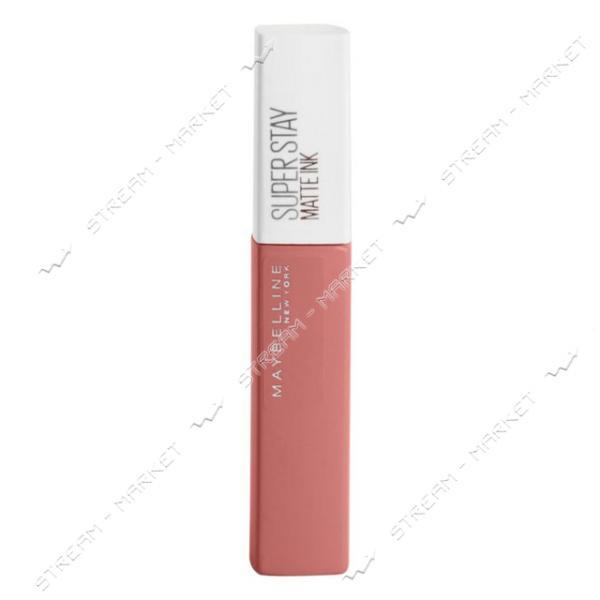 Жидкая помада для губ Maybelline New York Super Stay Matte Ink №130 5г