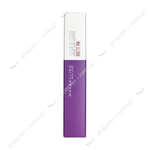 Жидкая помада для губ Maybelline New York Super Stay Matte Ink №40 5г