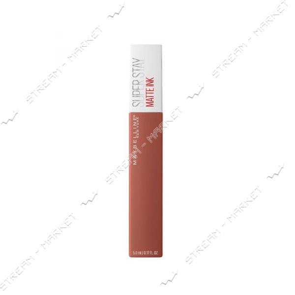 Жидкая помада для губ Maybelline New York Super Stay Matte Ink №70 5г