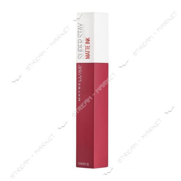 Жидкая помада для губ Maybelline New York Super Stay Matte Ink №80 5г