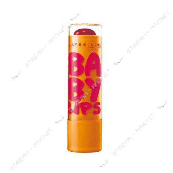 Защищающий бальзам для губ Maybelline New York Baby Lips Вишневый соблазн 4.4г