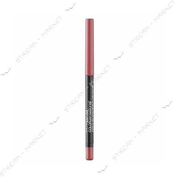 Карандаш для губ Maybelline New York Color Sensational Shaping Lipliner 56 Миндальная роза 2г