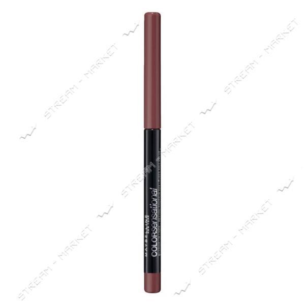Карандаш для губ Maybelline New York Color Sensational Shaping Lipliner 8 Бежево-розовый 2г