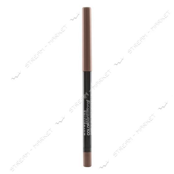 Карандаш для губ Maybelline New York Color Sensational Shaping Lipliner 92 Винный 2г