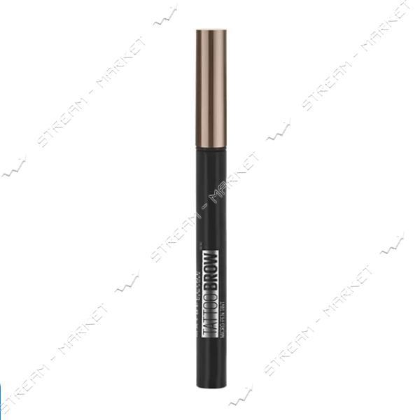 Лайнер для бровей Maybelline New York Brow Tattoo Micro Pen 110 Светло-коричневый 1.1мл