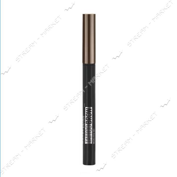 Лайнер для бровей Maybelline New York Brow Tattoo Micro Pen 120 Коричневый 1.1мл