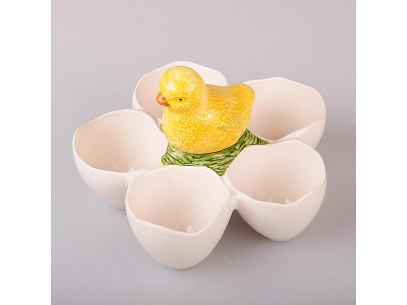 Блюдо для яиц 14 см, Lefard, 672-143