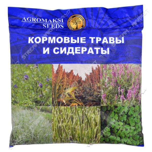 Семена Суданская трава АГРОМАКСИ Днепровская черная 1кг