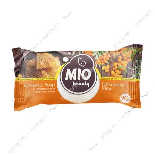 Парфюмированное косметическое мыло Mio Beauty Облепиха и Мед 90 г