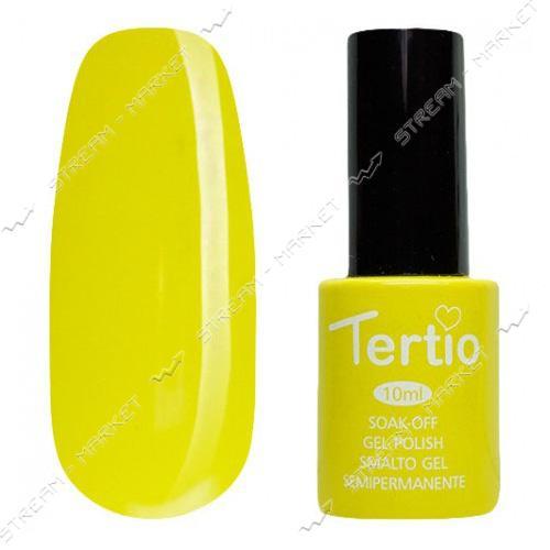 Гель-лак Tertio №020 Канареечно-желтый 10 мл
