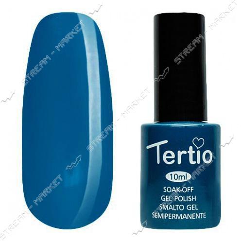 Гель-лак Tertio №028 Темный васильковый 10 мл