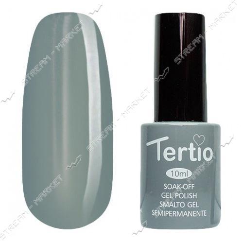 Гель-лак Tertio №035 Серый 10 мл
