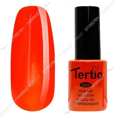 Гель-лак Tertio №118 Морковный 10 мл