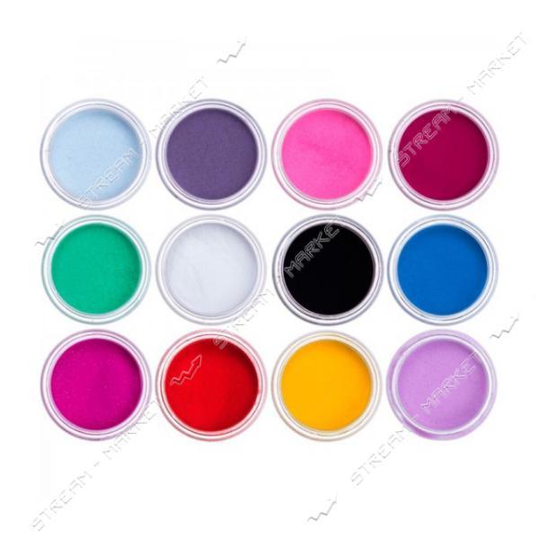 Цветная акриловая пудра