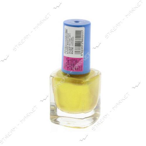 Краска для стемпинга Золото бутылочка с кистью 6 мл