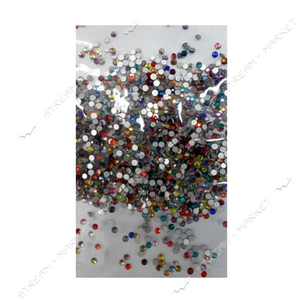 Стразы Цветные размер S3 1440 шт