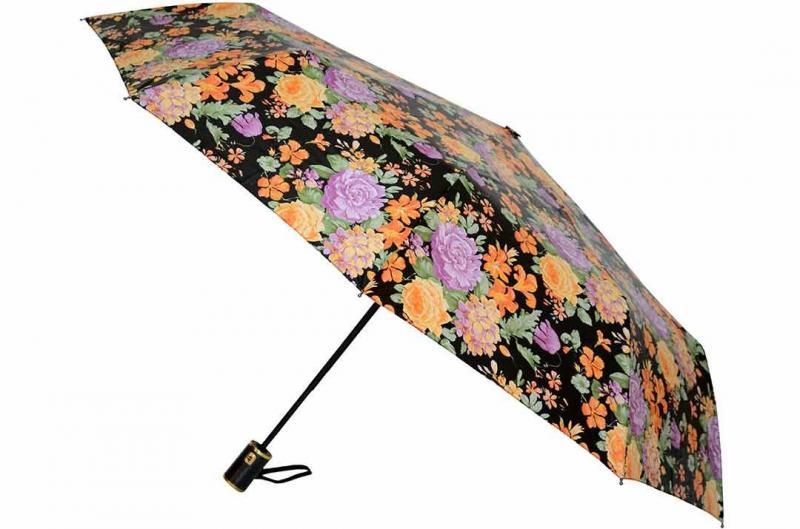 Женский зонт Parachase ( полный автомат ) арт. 1717-04