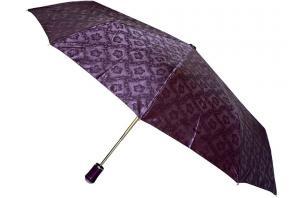 Фото  Женский фиолетовый зонт Sponsa ( полный автомат ) арт. 17023-02