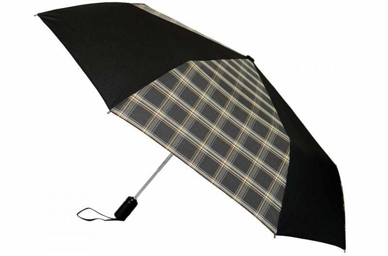 Мужской зонт Три Слона ( полный автомат ) арт. 906-01